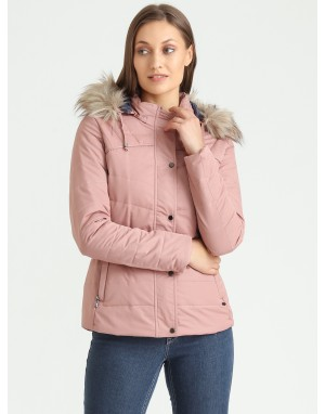 Women Quilted  Jacket Onion