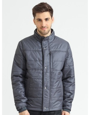 Men  Quilted Puffer  Jacket  Steal
